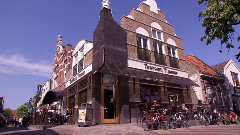 De Tearoom van Bakker Timmer Texel