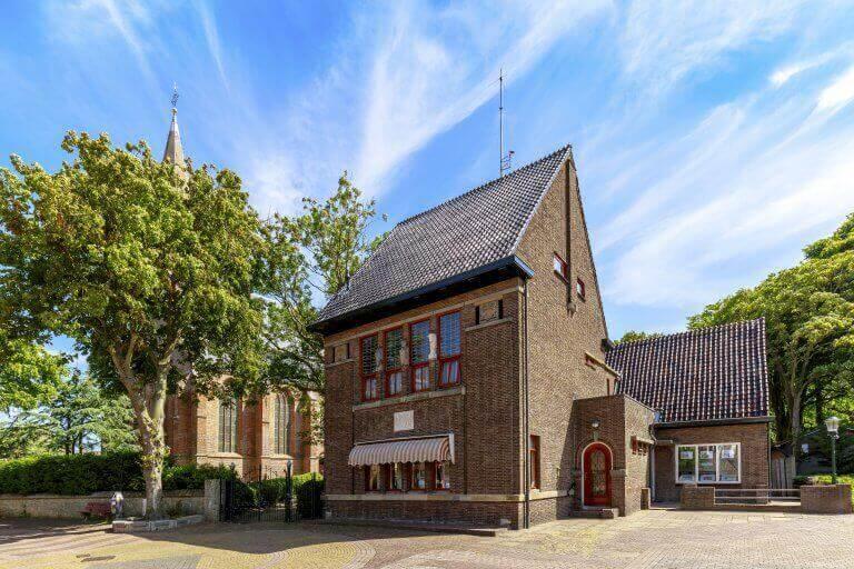 Een zonnige dag in Den Burg op Texel