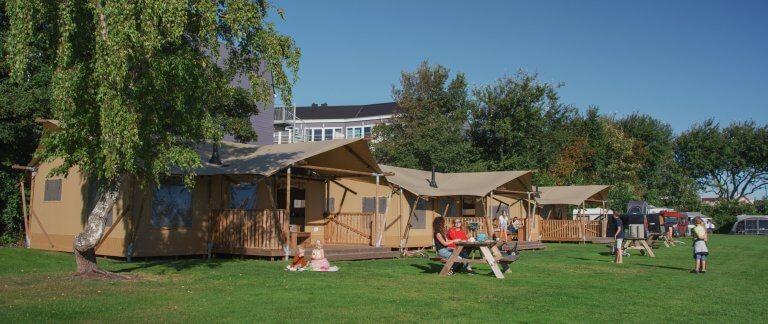 Camping Coogherveld luxe glamping