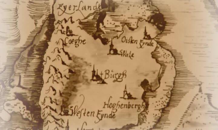 Het ontstaan van de Waddeneilanden
