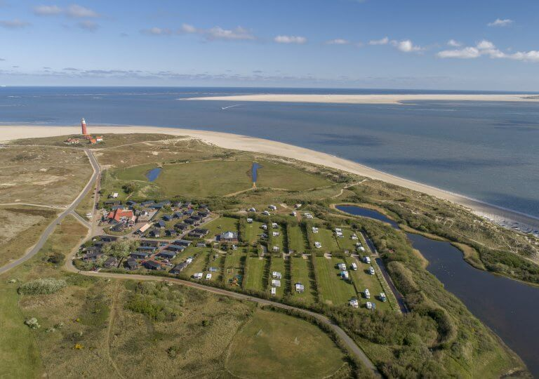 Video Duinpark en Camping De Robbenjager luchtfoto