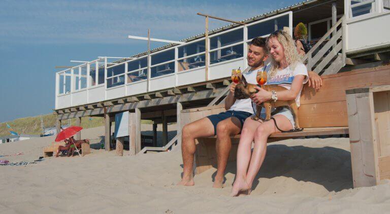 Strandpaviljoen Beachclub Texel
