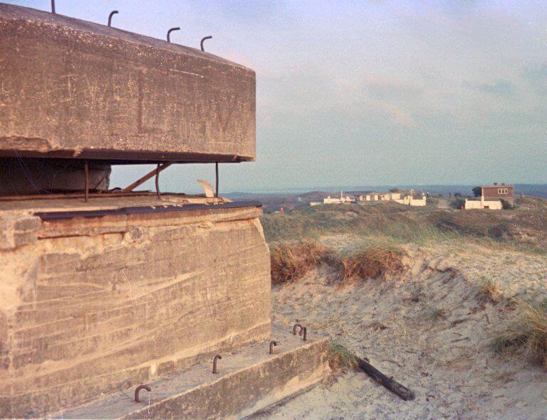 Bunker op Texel - Texel Informatie