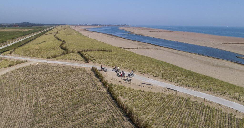Fiets huren op Texel en fietsen op Texel