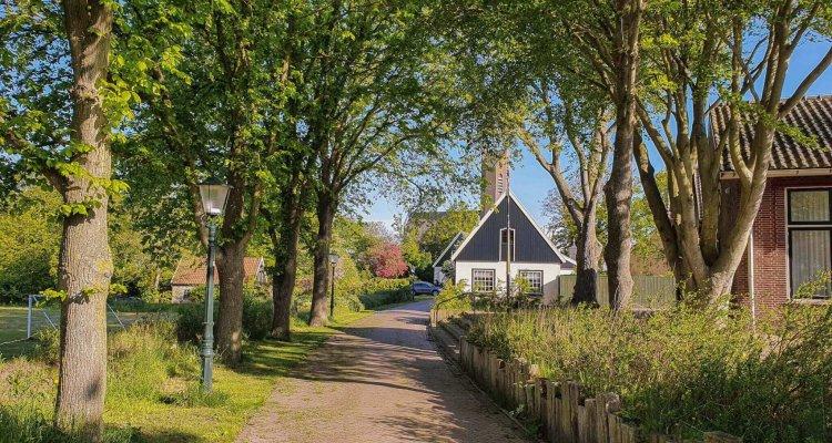 De Waal op Texel