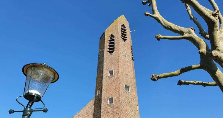 Kerk in De Waal