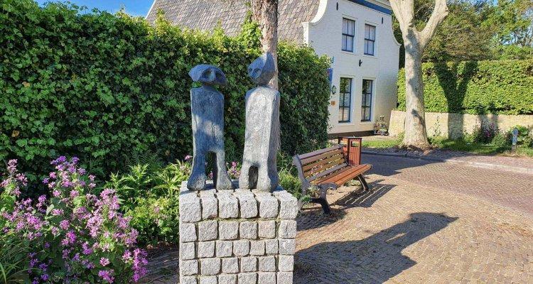 Beeldende kunst in De Waal op Texel