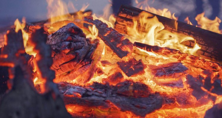 Vuur bij de Meierblis