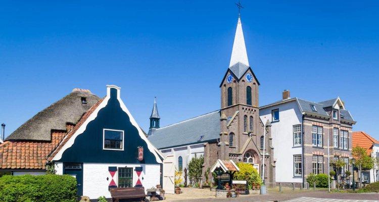 Oudeschild kerk