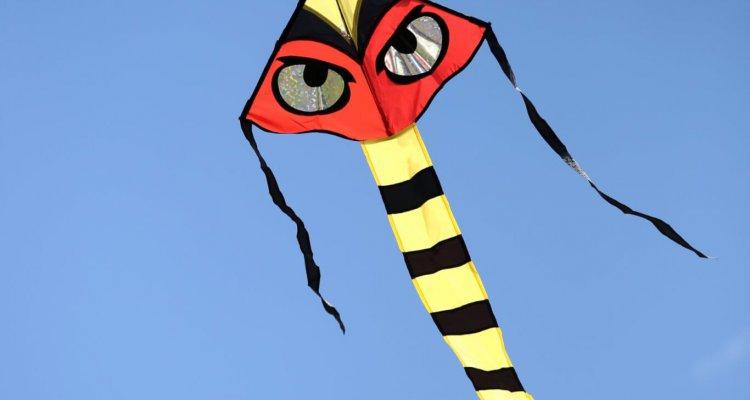 Scarecrow kite